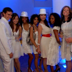 French Tuesday's Annual White Party